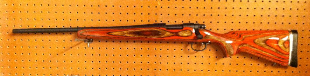Custom stocks savage 212 purple and orange sciox Images